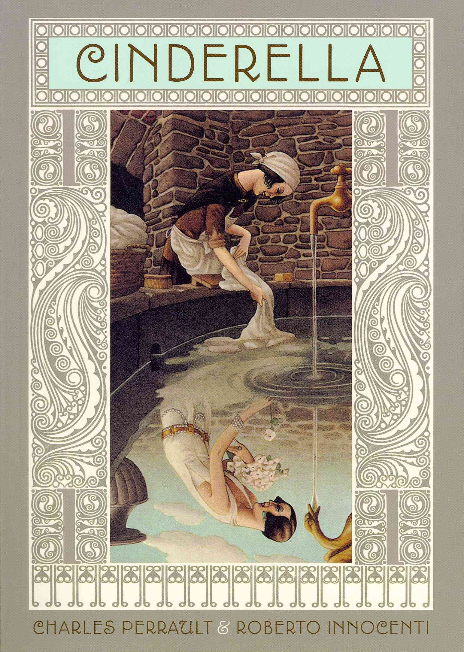 Cinderella By Perrault, Charles/ Innocenti, Roberto (ILT)